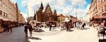 Polish Village Square