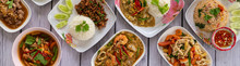 Thai Food Spicy Mixes