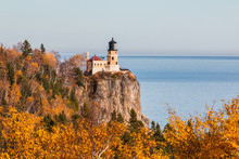 Historic Split Rock Lighthouse...