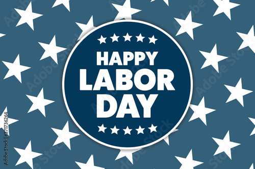 Labor Day in the United States Fototapete