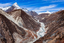 Dudh Koshi River Valley, Everest Region