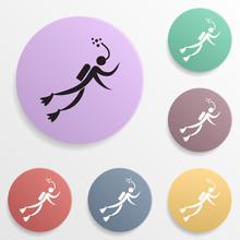 Underwater Sport Badge Color S...