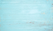 Wood Wall Painted Weathered Bl...