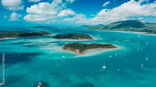 Airlie Beach & Whitsundays Wallpaper Mural