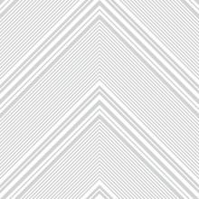 White Chevron Diagonal Stripes...