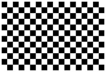 Checkerboard. Black And White Background For Checker And Chess. Square Pattern With Grid. Checkered Floor, Board And Table. Flag For Race, Start And Finish. Graphic Rectangle For Games. Vector