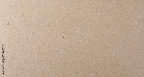 Obraz na plátně Cardboard surface background and texture