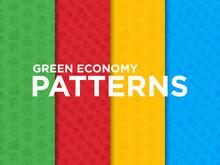 Green Economy Seamless Pattern...