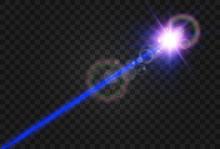 Bright Beautiful Laser Beams O...