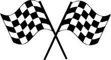 Finish Flag  Checkered Flag Ga...