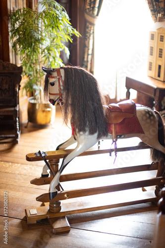 Valokuva rocking horse