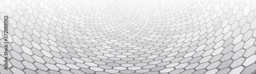 Fotografia Gradient mosaic pattern