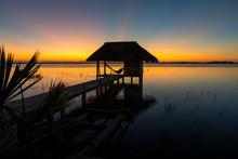 Bacalar Sunrise