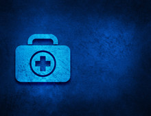 First Aid Kit Icon Artistic Ab...