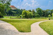 Parco Stromovka Praga