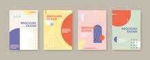 Cover Set In Bauhaus Design