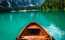 Barca A Braies