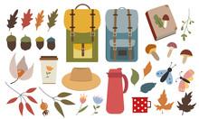 Big Set Of Autumn Fall Details...