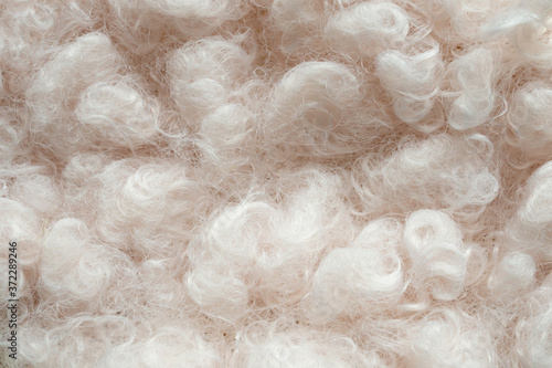 Fotografie, Obraz Abstract fur fabric texture background