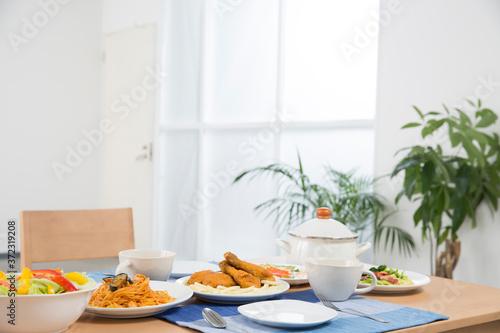 Foto 食卓