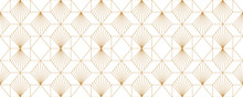 Luxury Geometric Seamless Patt...