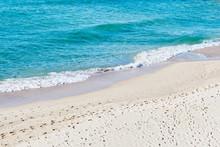 White Sand Shoreline