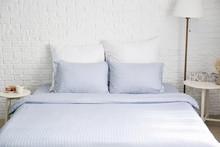 Interior Of Modern Stylish Bed...