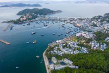 Cheung Chau Island In Hong Kong