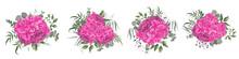 Floral Elements For Wedding De...