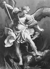 Archangel Michael, Painting By...