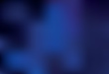Dark BLUE Vector Colorful Blur...