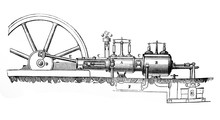 Wolfe System Horizontal Steam ...