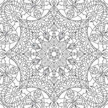 Coloring Book For Adults Antis...