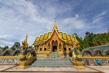 Wat Phra Phutthabat Si Roy, The Old Temple In Mae Rim District, Chiang Mai Province, Thailand