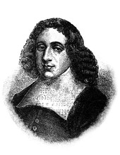 Baruch Spinoza, Was A Dutch Philosopherin The Old Book Encyclopedic Dictionary By A. Granat, Vol. 8, S. Petersburg, 1903