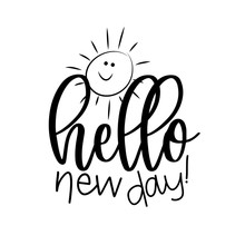 Hello New Day! - Positive Call...