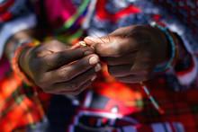 Maasai Hand Crafted Jewelery A...