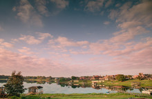 Lake Johns In Orlando Florida ...