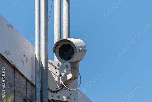 Security camera in Mount Vernon, Washington Fototapet