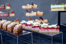 Sweet Dessert Table For Cateri...