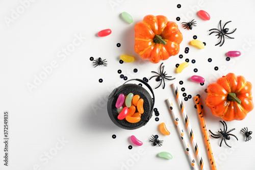 Tela Halloween background