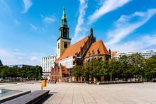 Germany, Berlin, Alexanderplat...