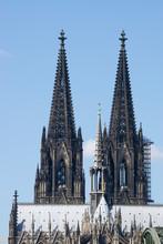 Germany, North Rhine-Westphalia, Rhineland, Cologne, Cologne Cathedral