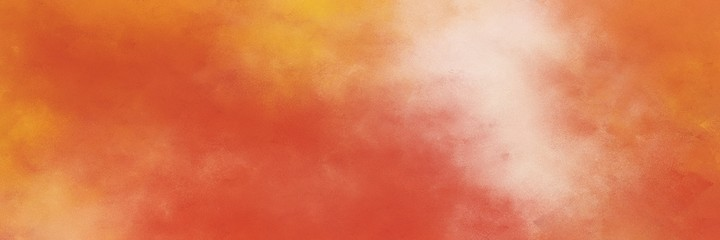 beautiful abstract painting background graphic with bronze, coffee and baby pink colors and space for text or image. can be used as horizontal header or banner orientation