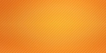 Orange Bright Sunny Festive Simple Classic Striped Diagonal Lines Background. Stripes Of Orange In Different Shades.