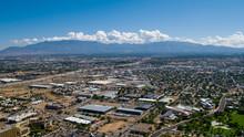 Albuquerque, New Mexico - Aeri...