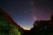On A Summer Night, The Milky W...