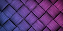 Braided Weaving Texture Wallpa...