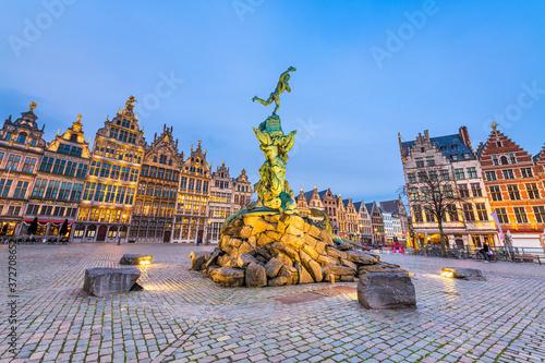 Photo Antwerp, Belgium Cityscape