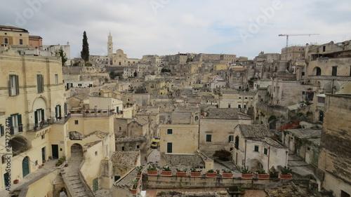 Fotografie, Obraz Buildings in South Italy.